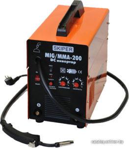 Сварочный полуавтомат SKIPER MIG/MMA 200